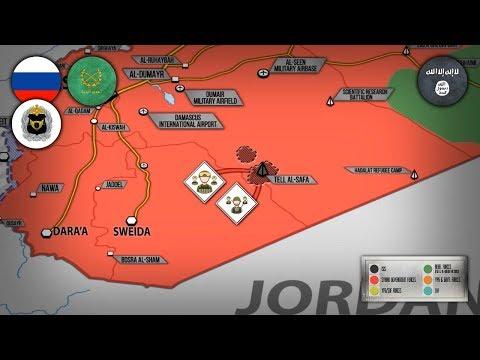 9 ноября 2018. Военная обстановка в Сирии. Сообщения об операциях российских ССО.