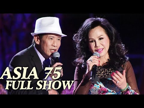 Asia 75 trọn bộ Full HD - Những giọng ca huyền thoại - Thời lượng: 3:13:43.