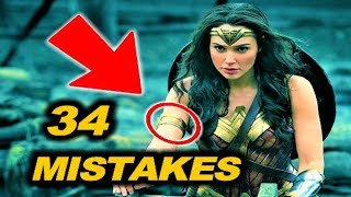 Video 😂 34 MISTAKES in WONDER WOMAN ( 2017 ) MP3, 3GP, MP4, WEBM, AVI, FLV Desember 2017