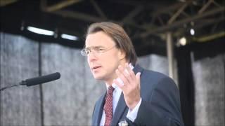 2015 Bundesfest - Büttgen - Rede des Schirmherrn