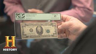 Video Pawn Stars: 1974 Misprinted $30 Bill (Season 14) | History MP3, 3GP, MP4, WEBM, AVI, FLV Februari 2018