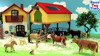 Video Schleich Farm World Advent Calendar - Learn Farm Animal Names MP3, 3GP, MP4, WEBM, AVI, FLV Desember 2018