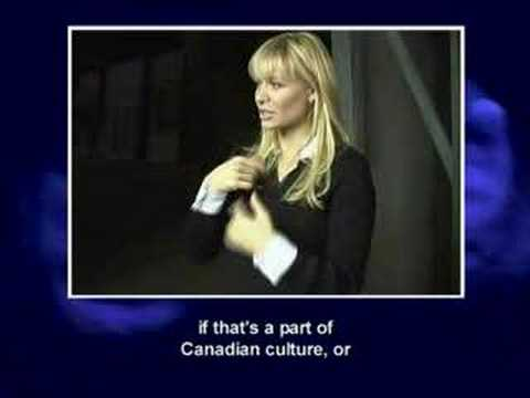 Deaf TV the Television Program Part 3 - Deanne Bray