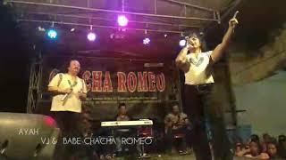 Video AYAH VJ & BABE CHACHA ROMEO CIPUCANG 2 ANISA ANDRYANSYAH MP3, 3GP, MP4, WEBM, AVI, FLV Agustus 2018