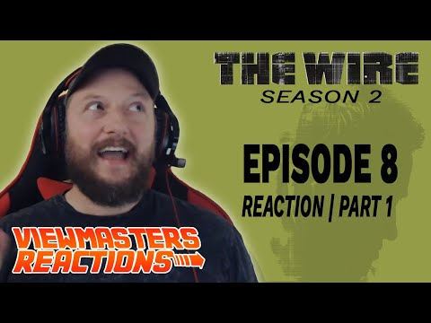 THE WIRE SEASON 2 EPISODE 8 PART ONE