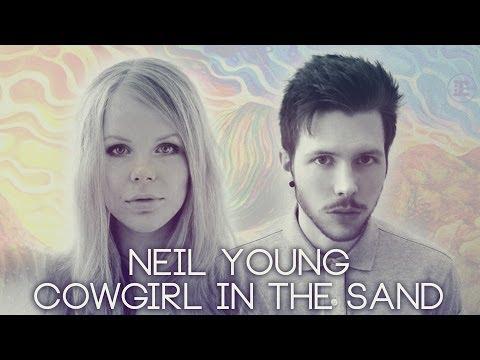 Tekst piosenki Natalie Lungley - Cowgirl In The Sand po polsku
