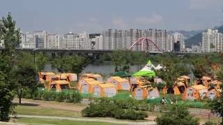 Chungju-si South Korea  city photo : Hangang River in Seoul Korea 한강
