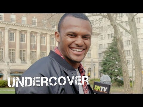 Deshaun Watson Interviews Fans About Deshaun Watson | Undercover (видео)