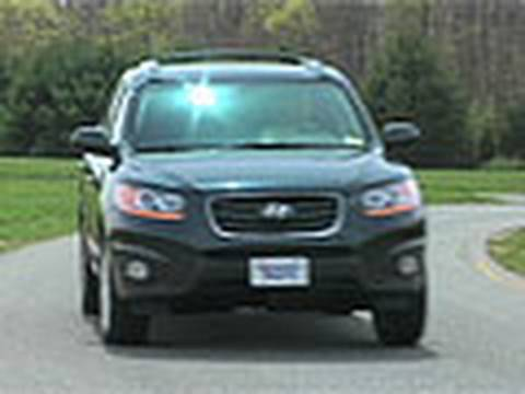 2010-2012 Hyundai Santa Fe Review from Consumer Reports
