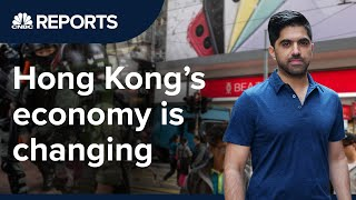 What Hong Kong's protests mean for business