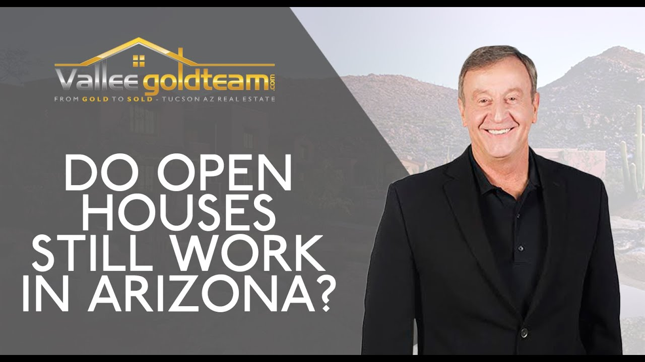 Why Open Houses Are Still a Useful Tool for Home Sellers in Arizona