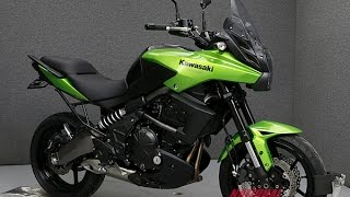 8. 2014  KAWASAKI  KLE650 VERSYS W/ABS  - National Powersports Distributors