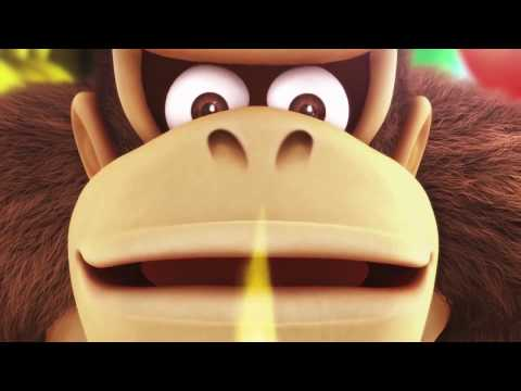 Donkey Kong Country: Tropical Freeze (2018) #1