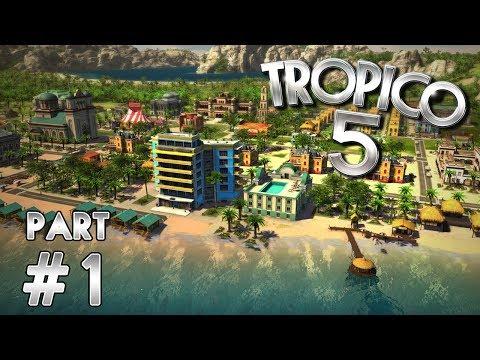 геймплей Tropico 5