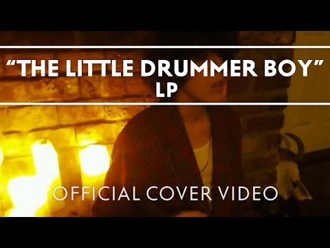 LP - The Little Drummer Boy Cover [Live]