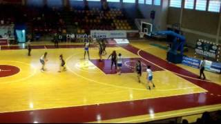 Cecilia Okoye #30 Spanish Game 2016-17'