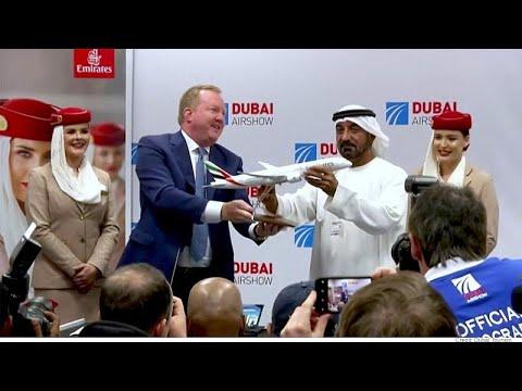 Η Αεροναυτική Έκθεση Ντουμπάι 2019
