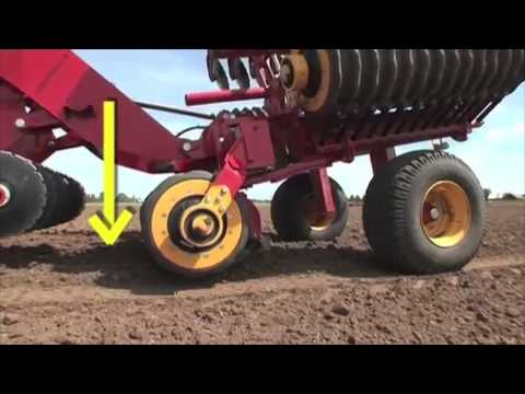 Video: How to Unfold Carrier Tillage