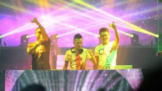 Màn Knock out DJ Tommy & DJ Giang LG trong đêm hội 555 KENT KNOCK OUT [New Phuong DOng Club]
