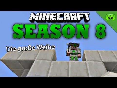 DIE GROßE WEIHE «» Minecraft Season 8 # 263   HD