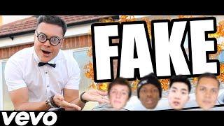 Video DISS TRACK - FAKE YOUTUBERS !!! (Official Music Video) MP3, 3GP, MP4, WEBM, AVI, FLV Juni 2018