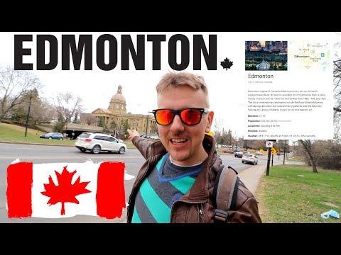 Life in Edmonton | Move to Edmonton, Alberta, Canada