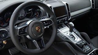► 2015 Porsche Cayenne S - Interior
