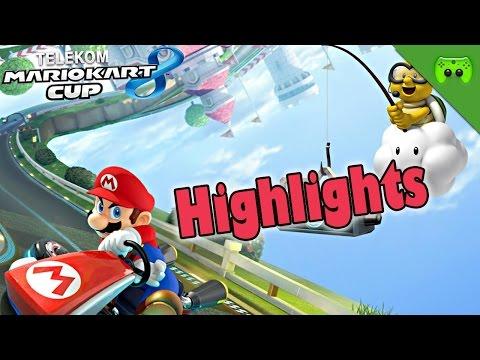 GAMESCOM 2014 - Telekom Mario Kart 8 Cup Highlights «» Gamescom 2014