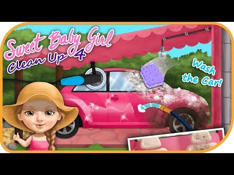Dulce Bebé Niña Limpieza 4 - Cambio De Casa, BBQ, Cuidado De Pony Limpio #12 | TutoToons | HayDay