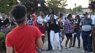 Norwich celebrates ethnic diversity with food, music, friendship