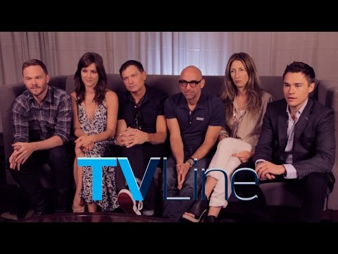 The Following - Season 3 -TVLine Interview [VIDEO]