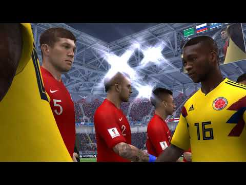 FIFA 14 | World Cup 2018 Mod | Intro Music
