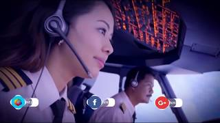 Video Cantik & Menggoda, Pilot Jaman NOW! 7 Pilot Tercantik Di Indonesia MP3, 3GP, MP4, WEBM, AVI, FLV November 2018