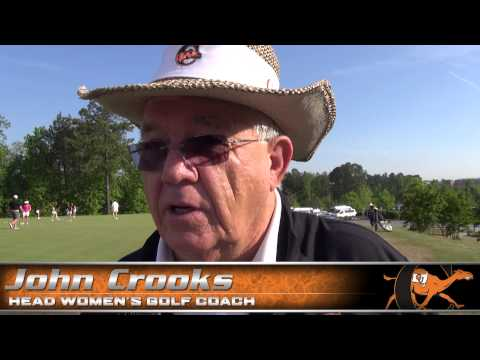 Women's Golf at NCAA Regional - Preview - 5/6/15