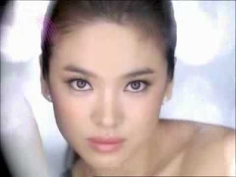 Song Hye Kyo Commercial - Laneige CF. (видео)