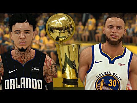 NBA 2K19 MyCAREER - THE NBA FINALS! ADRIAN DROPS 100 POINTS ON CURRY?!