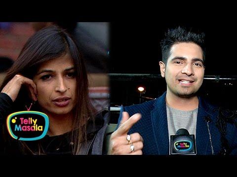 Karan Mehra WARNS His House Mates From Priyanka Ja