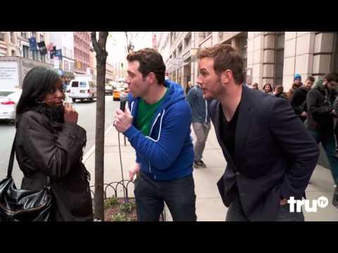 Billy on the Street: Chris Pratt Lightning Round!