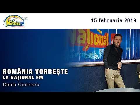 Romania vorbeste la National FM - 15 februarie 2019