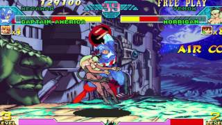 Marvel vs Capcom Origins Launch Trailer