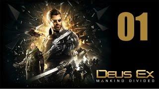 Deus Ex: Mankind Divided Let