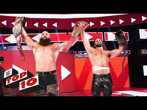 Top 10 Raw moments WWE Top 10, Aug. 19, 2019