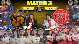 Video Pertarungan Hidup/Mati !! RRQ.O2 vs AirAsia Saiyan Match 3 MEC 2018 MOBILE LEGENDS MP3, 3GP, MP4, WEBM, AVI, FLV Mei 2019