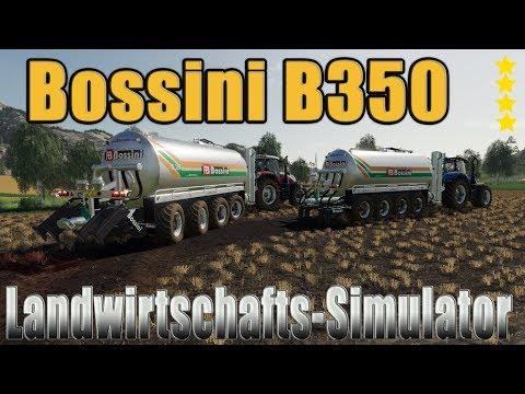 Bossini B350 v1.1.0.0