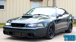 TURBOCHARGED 2001 Bullitt Mustang Review - The Forgotten Mustang by That Dude in Blue