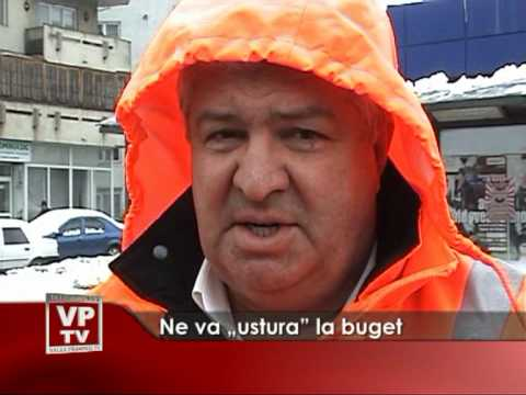 "Ne va ""ustura"" la buget"