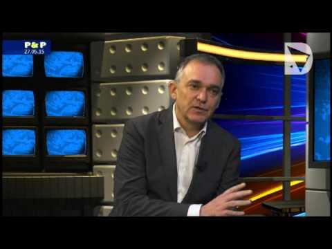 Passioni & Politica - Enrico Rossi, candidato governatore del Pd e di Popolo Toscano intervistato da Elisabetta Matini.