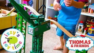 Thomas and Friends | Thomas Train Table to Floor Track! | Fun Toy Trains for Kids and Children