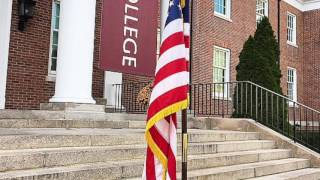 Iona College Honors Veterans Day 2016