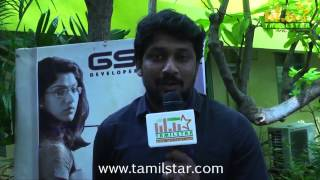 Director S Siva Kumar at Panduvam Movie Team Interview